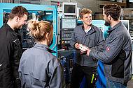 IKV-Seminar: Spritzgießen von Thermoplasten für Einsteiger und Fortgeschrittene | Bild: IKV