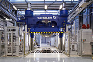 Large-scale industrial manufacturing equipment for SMC available in AZL´s new research facility at RWTH Aachen Campus