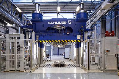 Großserienproduktionsequipment für SMC