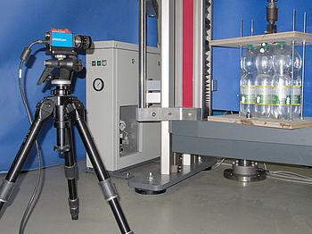 Optisches Messgerät für die Kunststoffanalyse