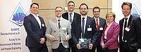 Preisträger des SAMPE Deutschland Innovationspreises 2016 Martin Brust, M. Sc.