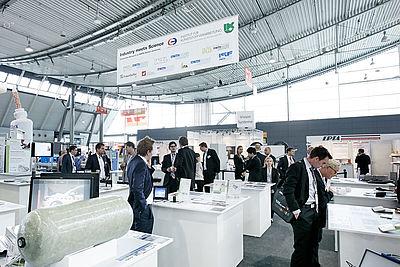 """IKV beim Gemeinschaftsstand """"Industry meets Science"""" auf der Composites Europe"""