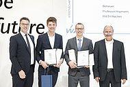 Dr. Maximilian Adamy mit WAK-Röchling-Preis 2019 augezeichnet