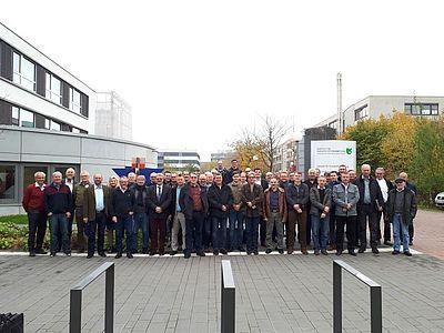 DVS-VdTÜV-Erfahrungsaustausch im November 2017