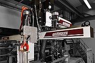 Neuer Roboter der Wittmann Robot Systeme GmbH