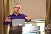 Referent der IIMC: Tim Large, Microsoft Corp.