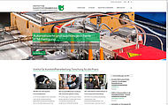 Completely revised - the new website of the IKV