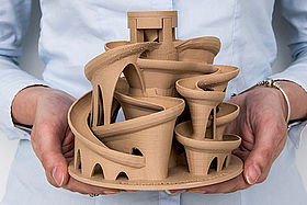 Marble run: creative product design thanks to additive manufacturing