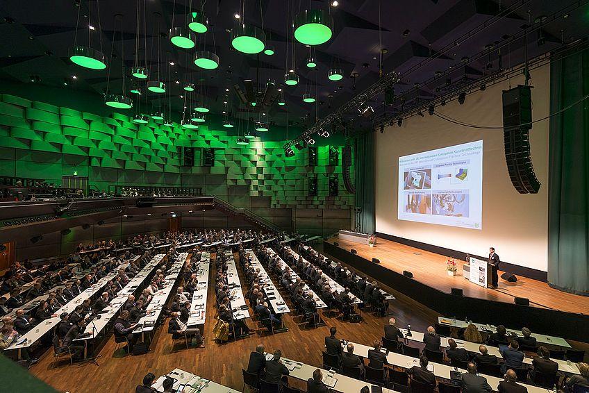 Plenum im Europasaal