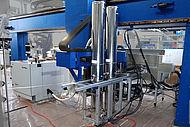 Anlagentechnik zum Nasswickeln mit Thermoplasten
