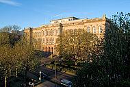 Hauptgebäude der RWTH Aachen