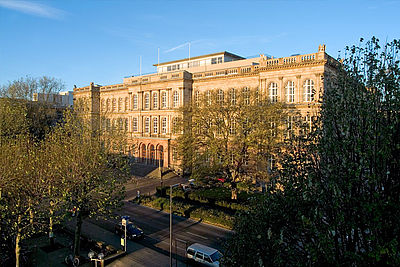 Main building of RWTH Aachen University