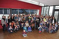 Christian Hopmann und weitere Preisträger im Super C der RWTH