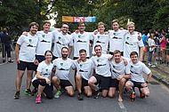 IKV-Mitarbeiter nehmen an Lousberglauf 2019 teil