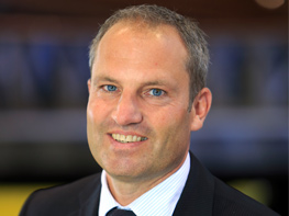 Jochen Kopp is with the BMW Group, responsible for purchasing, quality and the production of plastic exterior and roof systems. He is also head of the lightweight construction centre.