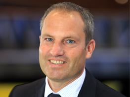Jochen Kopp leitet bei der BMW Group die Produkt- und Prozessplanung im Bereich CFK