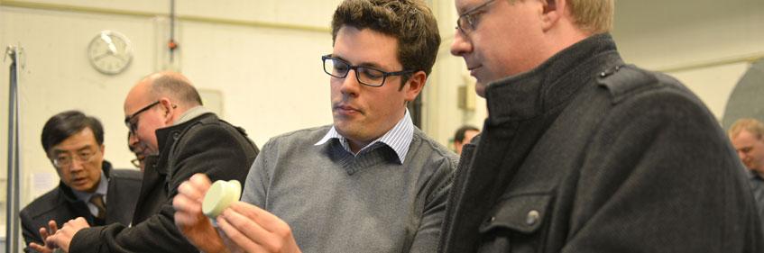 Forschungskooperationen und industrielle Gemeinschaftsforschung am IKV