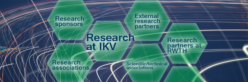 IKV's network of research partners