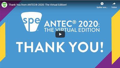 ANTEC 2020: The virtual edition