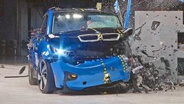 Crashtest BMW i3