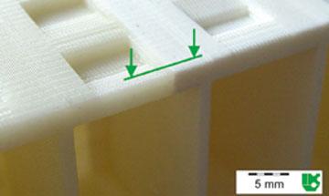Untersuchung additiv gefertiger Bauteile
