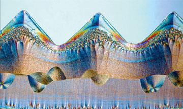 Untersuchung von POM-Zahnstangen
