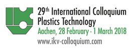 The 29th International Colloquium Plastics Technology takes place in Aachen from 28 February till 1 March, 2018.