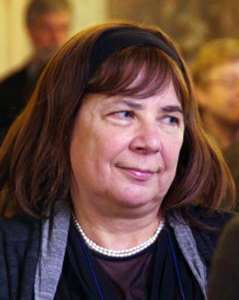 Professor Paula Moldenaers is professor at KU Leuven and head of the Department of Chemical Engineering